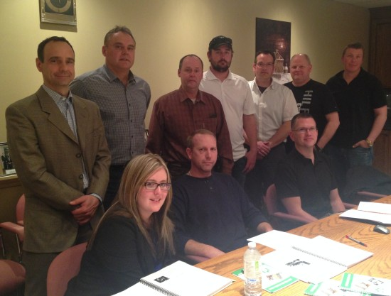 BGG working with builders in eastern Ontario.