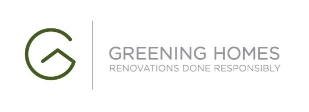 Greening Homes Logo