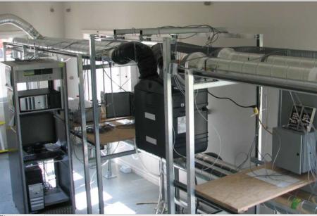 Lab Setting for ERV