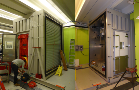 GB Testing Chamber